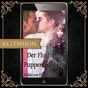 Cover Der Fluch des Puppenmachers