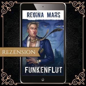 Cover zu Funkenflut von Regina Mars