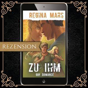 """Cover """"Zu ihm"""" von Regina Mars"""