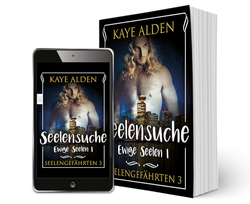 Book Cover: Seelensuche
