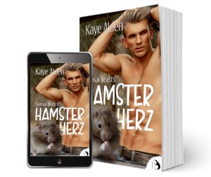 Book Cover: Hamsterherz
