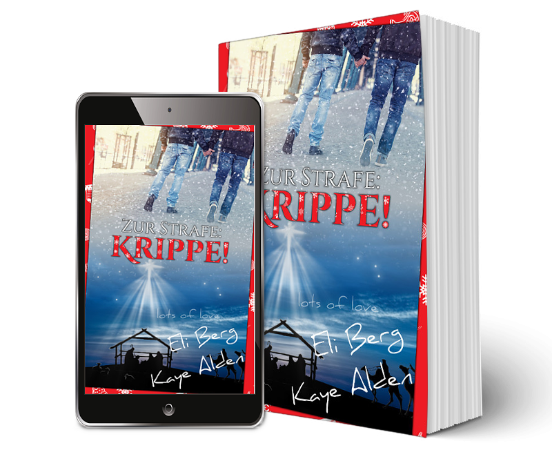 Book Cover: Zur Strafe: Krippe!
